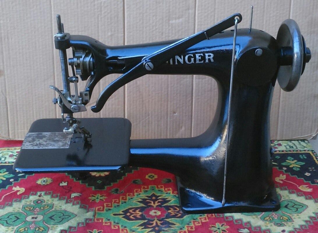 baa35ee52 máquina costura antiga singer sapateiro esq usa imperdível. Carregando zoom.