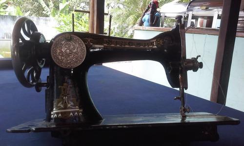 maquina costura antiguidade