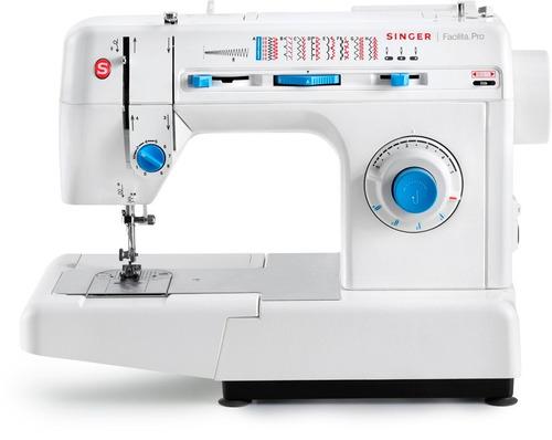 máquina costura singer portátil facilita pro 2918 18 pontos