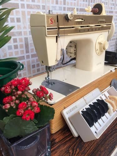 maquina costura singer reta zig zag caseado bordado sem juro