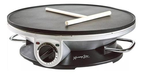 maquina crepes maker pro crepes pizza pancake freir huevo