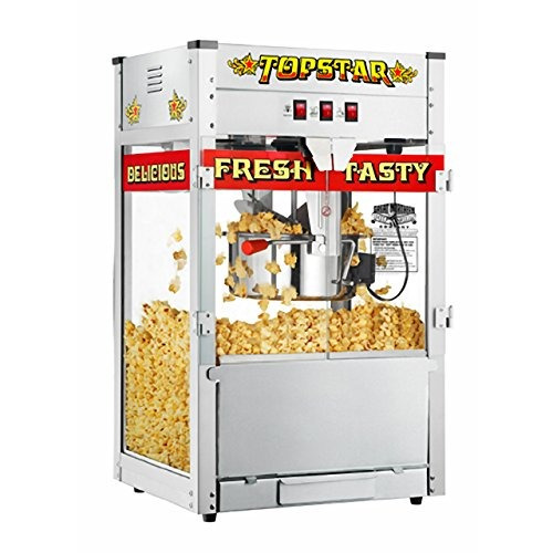 maquina crispetera great northern popcorn 6208 topstar
