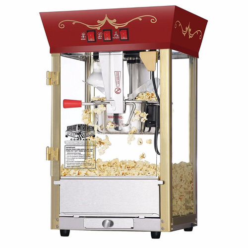 maquina crispetera palomitas great northern popcorn 8 onzas