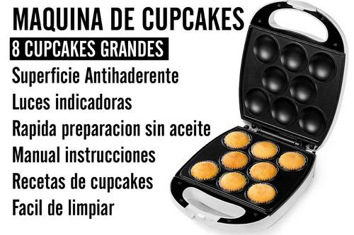 maquina cupcakes grandes magdalenas queques super oferta