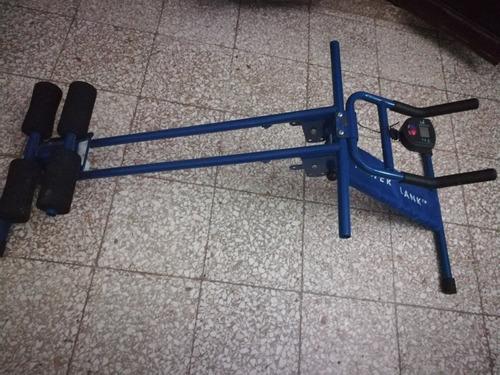 maquina de abdominales - power plank