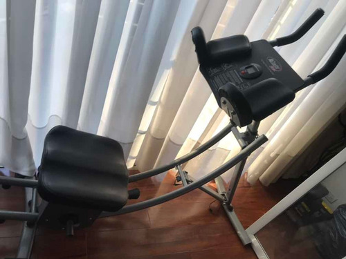 maquina de abdominles coaster flex