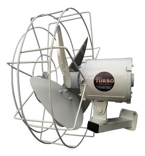maquina de academia - ventilador turbo dura 20anos- crossfit
