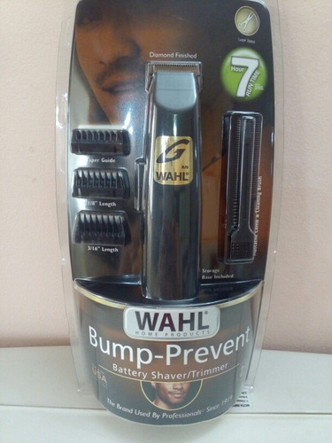 maquina de afeitar barba bigote rostro  wahl