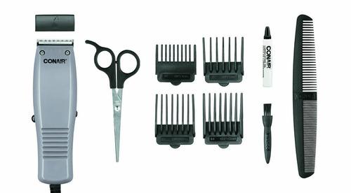 maquina de afeitar conair simple cut 10-piece basic haircut