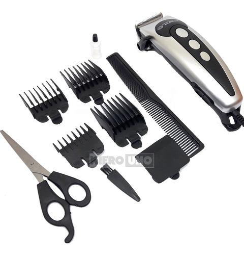 maquina de afeitar corta pelo barba patillas eléctrica 220v