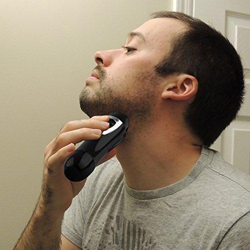 maquina de afeitar electrica y removedor de la nariz set 2 e