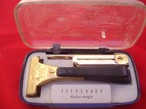 maquina  de afeitar  eversharp