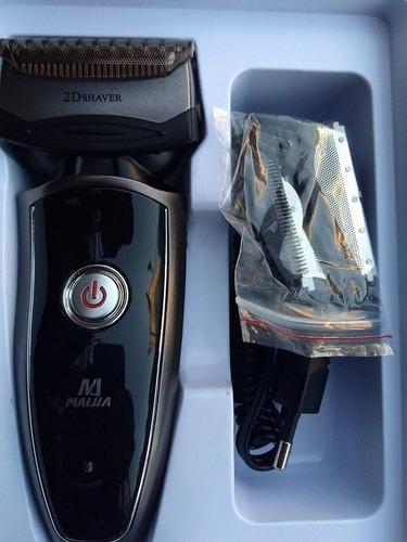 maquina de afeitar inalambrica incluye repuestos