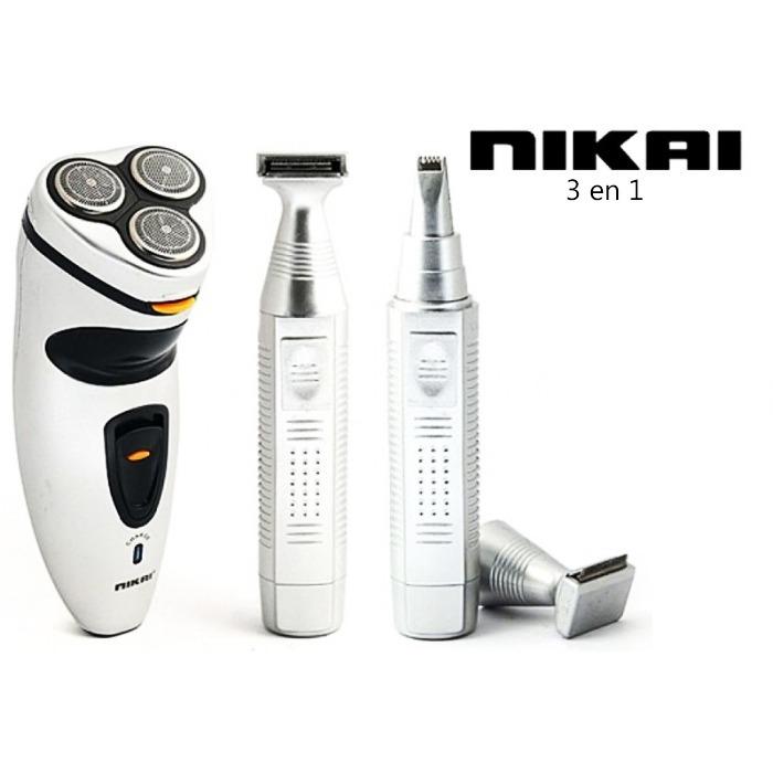 Maquina De Afeitar Nikai -   8.990 en Mercado Libre 80aca3157dde