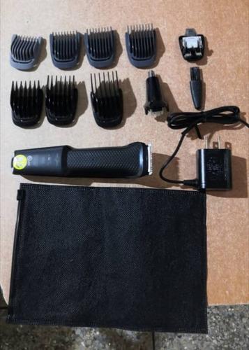 maquina de afeitar para barba y cuerpo philips