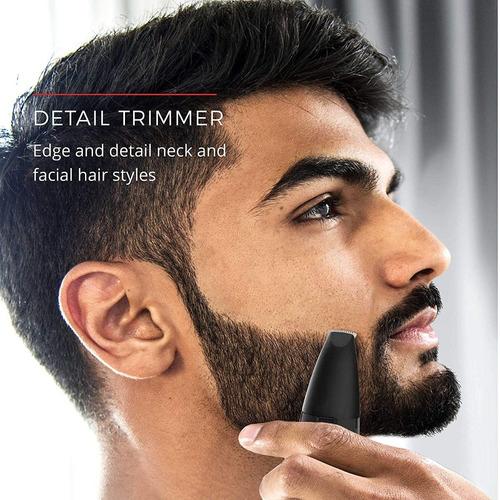 maquina de afeitar remington barbera lithium inalámbrica