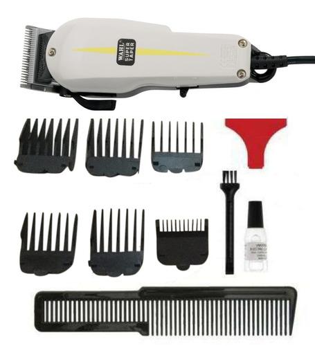 maquina de afeitar wahl raya amarilla 10watts somos tienda