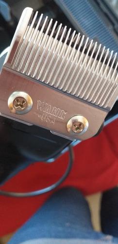 maquina de afeitar wahl raya amarilla importada usa 20 verds