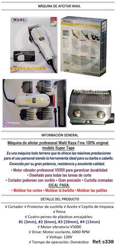maquina de afeitar whal envio gratis chacao tienda chacao
