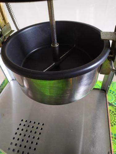maquina de algodón de azúcar y pochoclera profesionales