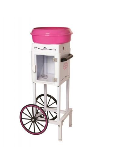 máquina de algodones de azúcar  marca nostalgia