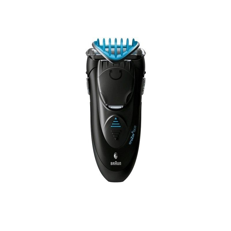 1f55706df Maquina De Barbear Braun Cruzer 5 Face Biv - R$ 510,30 em Mercado Livre