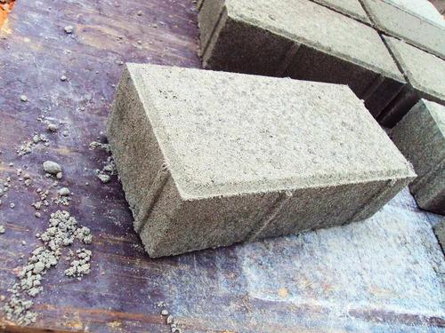 maquina de bloco e pisos completa