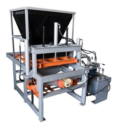 máquina de blocos e pavers hidráulica