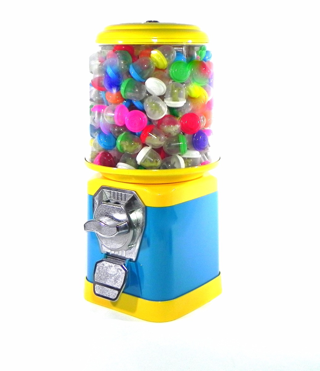 chiclets vending machine