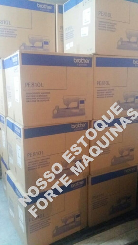 maquina de bordar computadorizada brother pe 810l