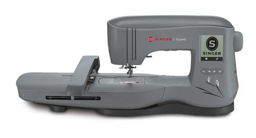 máquina de bordar singer em200 - super promoção