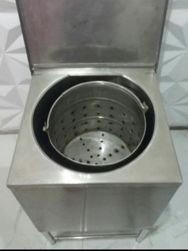 máquina de branqueamento do açaí (r$1.600,00 à vista)