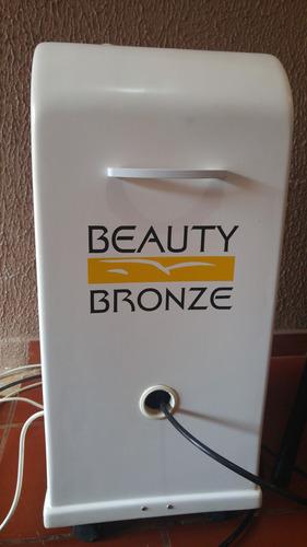 maquina de bronzeamento artificial