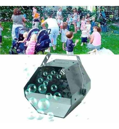 maquina de burbujas metálica onlineclub