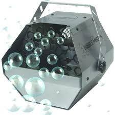 maquina de burbujas potente para fiestas eventos discotecas