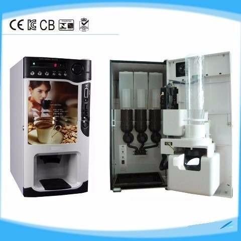 maquina de cafe automatica. monedera.3 bebidas calientes