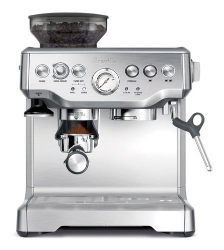 máquina de cafe breville 870, entrega inmediata con envió