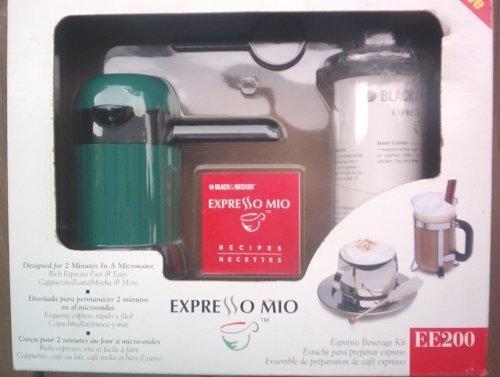 máquina de café espresso y cafetera combos,expresso mio ..