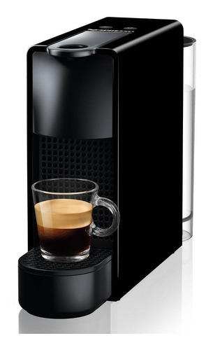 máquina de café essenza mini negra
