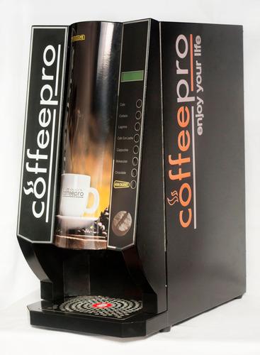 maquina de café expendedora advance10 sabores aut. consulta