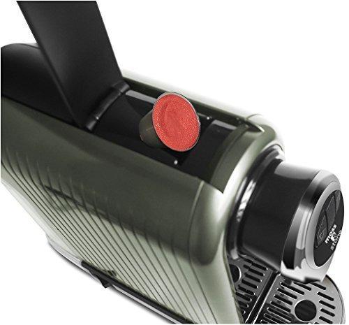 máquina de café expreso para cápsulas compatibles con nespre