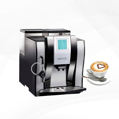 maquina de cafe express, cappuccino