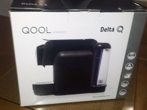 máquina de café expresso automática delta q 19bar qool 127v