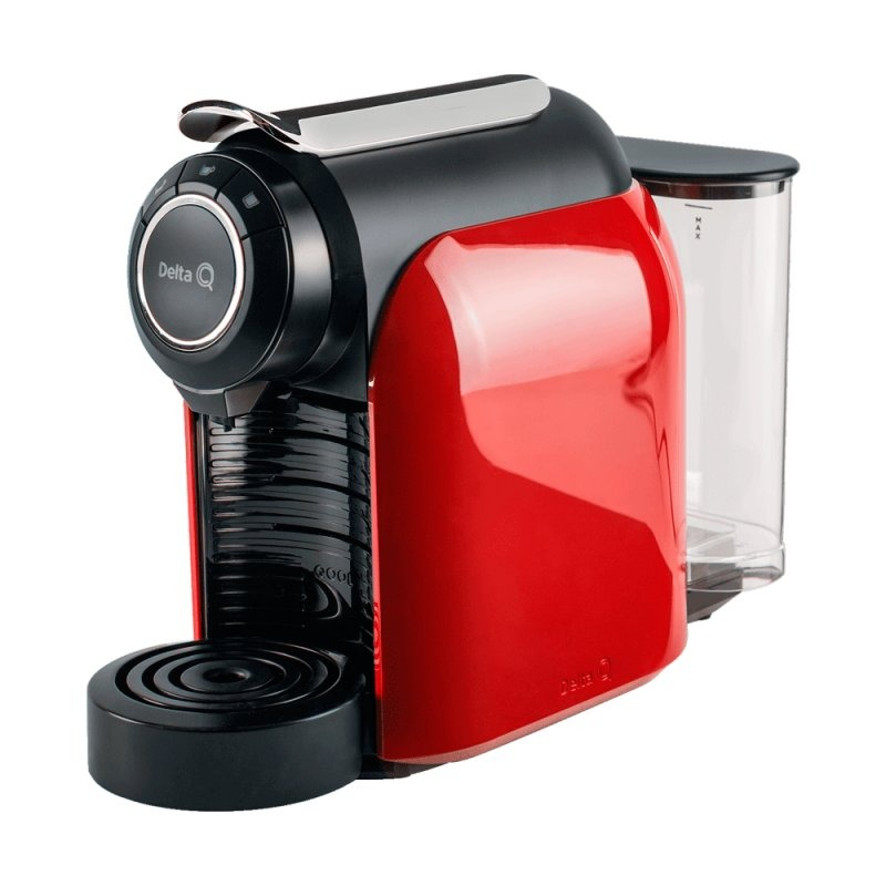 Máquina De Café Expresso Delta Q Qool Evolution Vermelha 127 - R ...