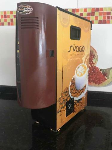 máquina de café expresso e capuccinos abaixei de 1999,00