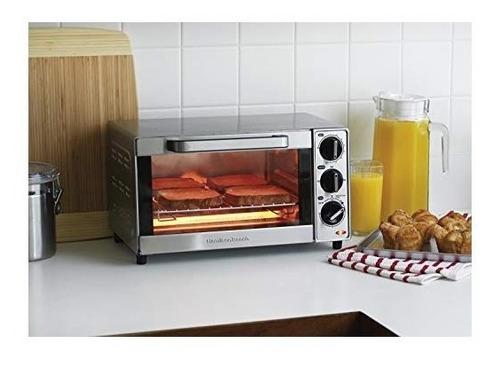 máquina de café hamilton beach de 12 tazas y horno tostador
