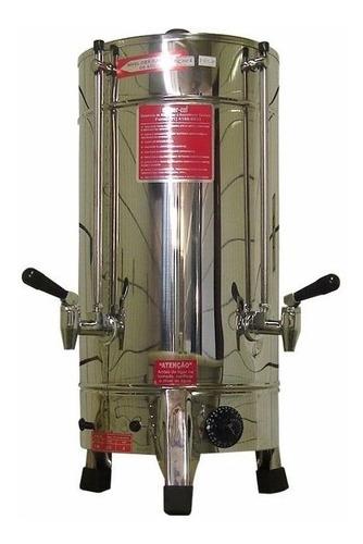maquina de cafe ind. aço inox 10 litros consercaf 110v
