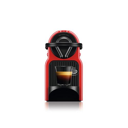 máquina de café inissia ruby red nespresso | 127v