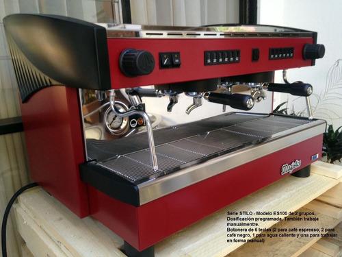 maquina de cafe y capuchino