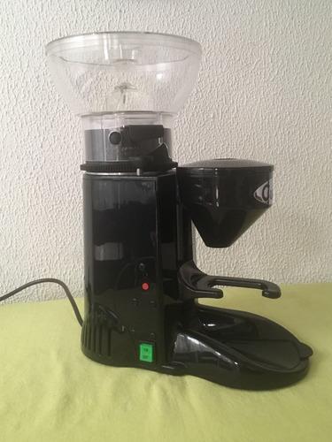 maquina de cafe y molino